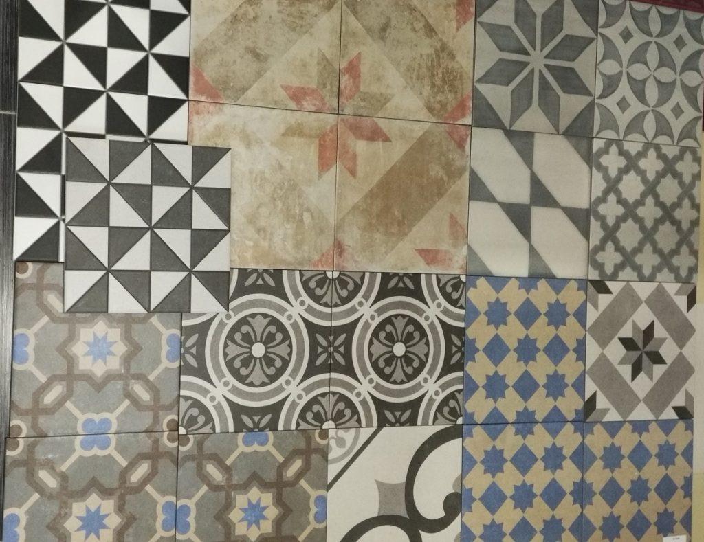 Nové mozaiky - opakující se vzory