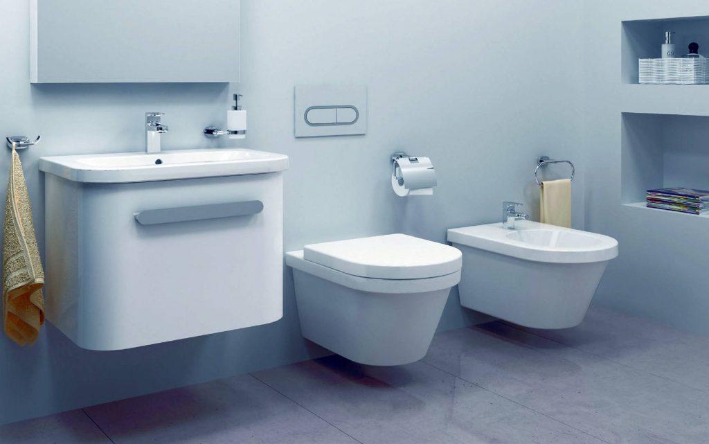 Umyvadla, umývátka, toalety