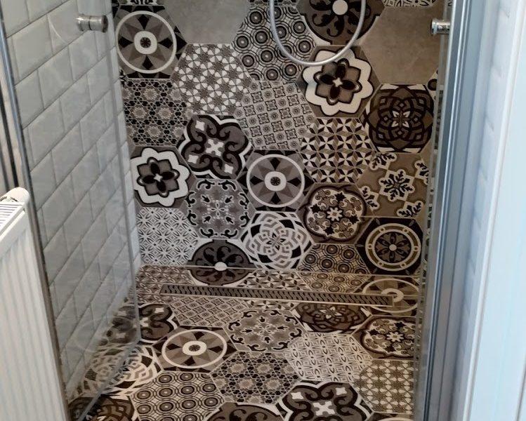Zajímavá sprcha