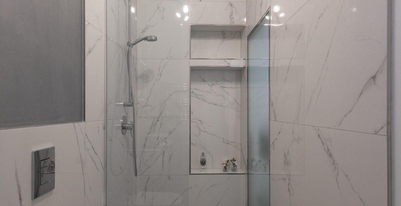 Stylový sprchový kout