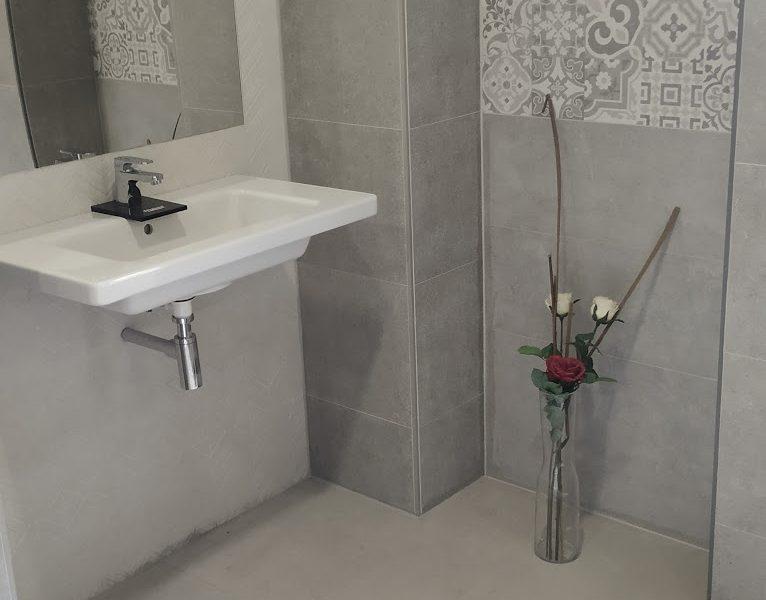 Nová koupelna u nás na studiu