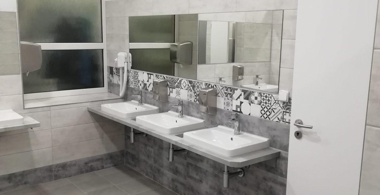 Realizace koupelny ve frimě